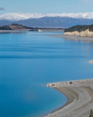 Pukaki Lakeside Getaway Cottage