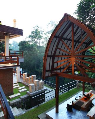 Little Ubud River View Villa