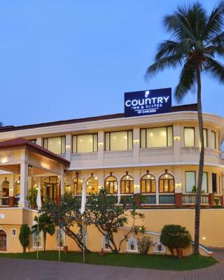 Country Inn & Suites by Radisson, Goa Candolim