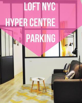 Loft NYC, Hyper centre, Parking