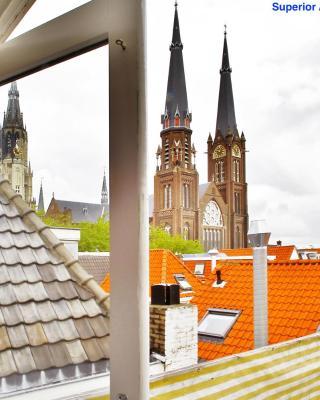 Luxury Apartments Delft III Flower Market