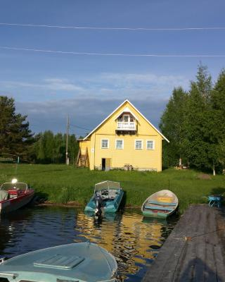 Guest House Kizhanin