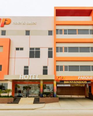 NP hotel y Suites