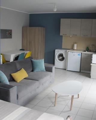 Centrally studio apartment