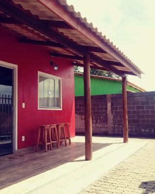 Vila Caju - Casa Vermelha
