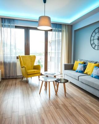 Apartamenty Sun & Snow Zielony Zdrój