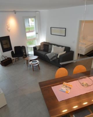 Strandvilla Baabe - Ferienwohnung 16 mit Sauna