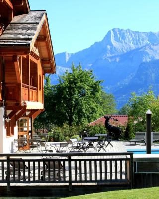 Le Cerf amoureux Hotel & Spa