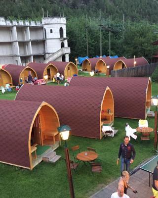 Inn-side Adventure Cabins & Camping