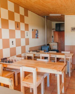Hostal Casa Ajedrez Villarrica