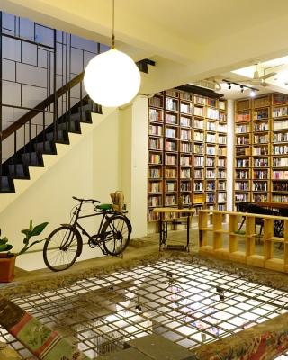 Cao Ji Book Inn Hostel