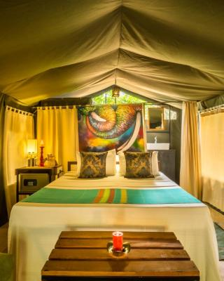 Mahoora Tented Safari Camp All-Inclusive - Udawalawe