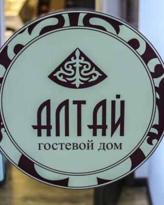 Guest house Altay