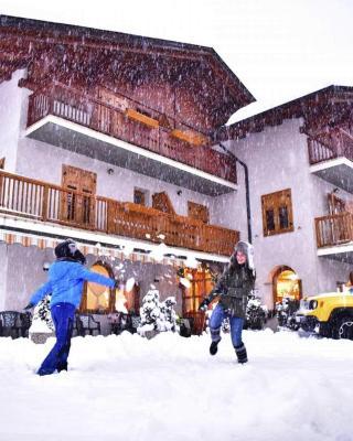 Alpen Hotel Rabbi