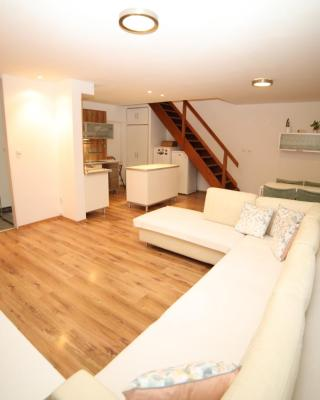 Manhattan loft apartment in the centre of Žilina