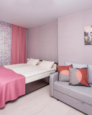 Apartment on Leningradskaya 152