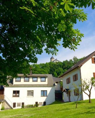 Ferienwohnungen am Burgberg