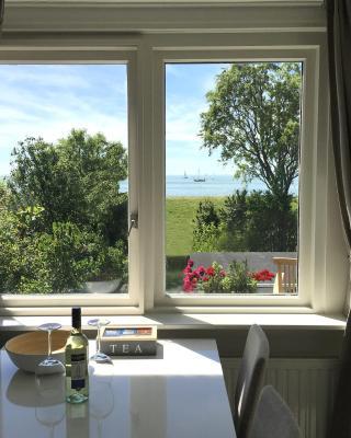 Slapen aan het IJsselmeer