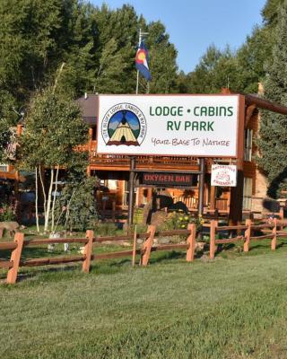 Ute Bluff Lodge, Cabins & RV Park