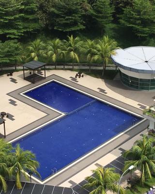 Eastbay Luxury Apartment, Pangsapuri Seri Bayan