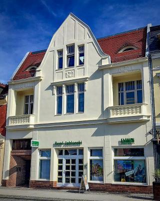 Apartment Senftenberg - Ferienwohnung Senftenberger Altstadt