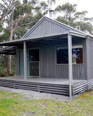 Brodribb River Rainforest Cabins - Cabin 3