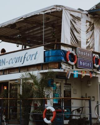 Eastern & Western Comfort Hostelboat
