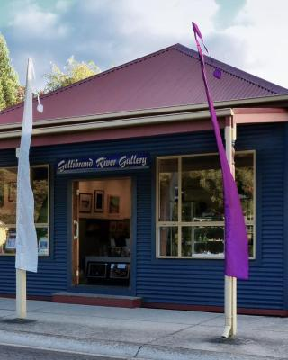 Gellibrand River Gallery Accommodation
