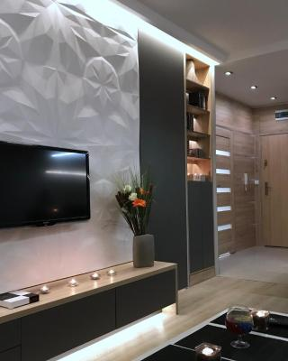 4UApart-Apartment suite Platan Grey