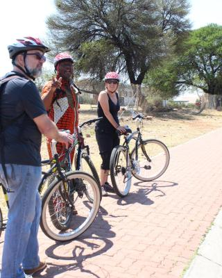 Authentic Bicycle Tours and Back Packers