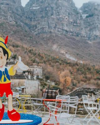 Pinocchio Mikro Papigo