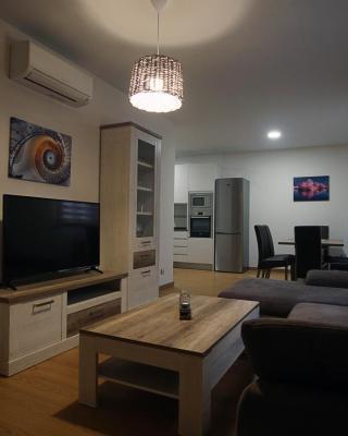 Apartamento con garaje, El barco