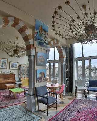 Damask Rose, Lebanese Guest House