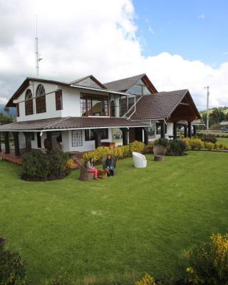 Hosteria Loma Larga Cayambe