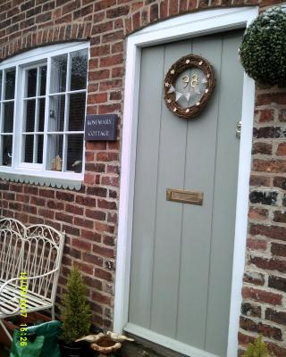 Rosemary Cottage- Cosy 18th century grade 2 listed cottage