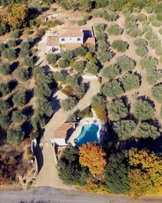 la Maison dans l'Olivette