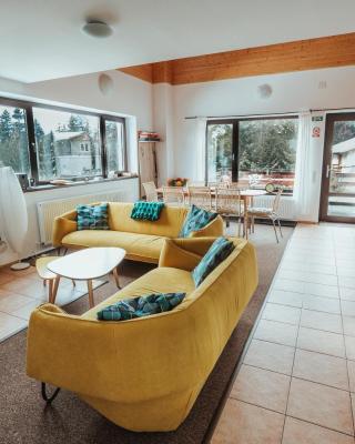 Panoramic Apartment - MontePalazzo Sinaia