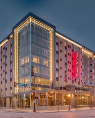 Hampton Inn & Suites Fort Worth Downtown