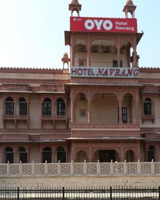 OYO 7880 Hotel Navrang