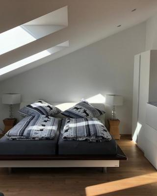 Cozy rooftop apartment next to the English Garden, 60qm