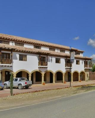 Hotel San Luis Sachica