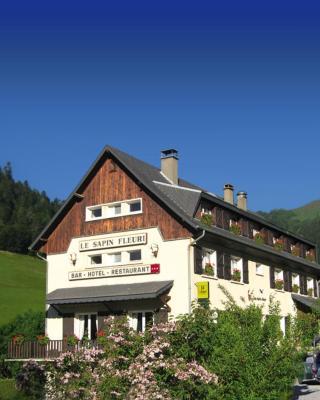 Logis Hotel Le Sapin Fleuri