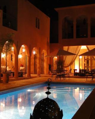 Riad Jardin des Orangers