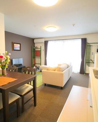 アパートメントホテル ミルグリシーヌⅡ