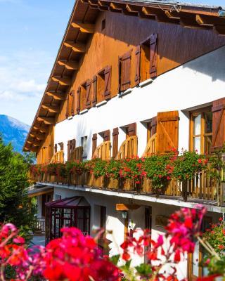 Hotel-Restaurant Spa Les Peupliers