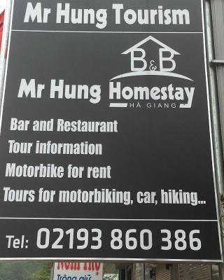 Mr Hung Homestay Ha Giang
