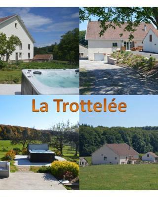Chambres d'Hôtes La Trottelée