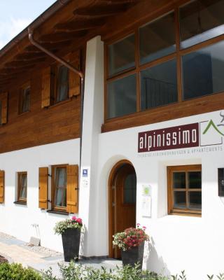 Ferienhaus Alpinissimo