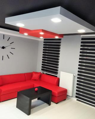Apartament Exclusive RedBlack