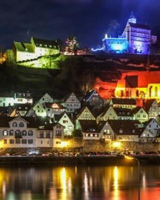Natur und Neckarblick bei Heidelberg